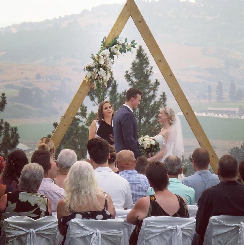 Okanagan Wedding Armstrong